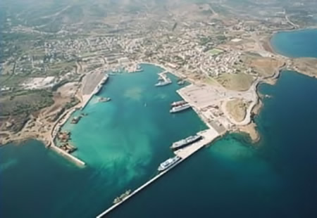 athens to rafina port transfer